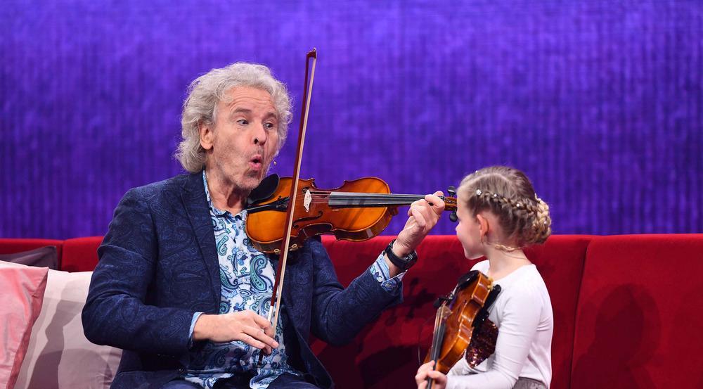 Thomas Gottschalk in der neuen Sat.1-Show