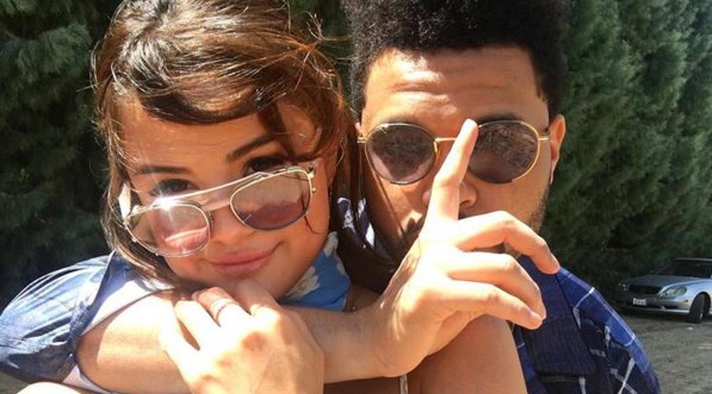 Selena Gomez hat mit dem Selfie mit Freund The Weeknd ihren eigenen Instagram-Rekord gebrochen