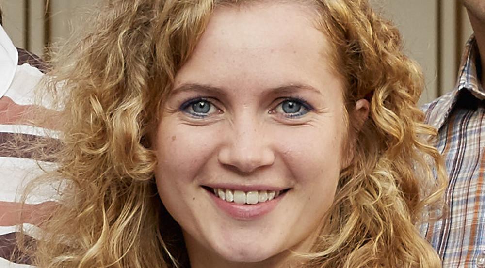 Cornelia Gröschel als brave, liebenswerte, vernünftige und tiefgründige Catrin