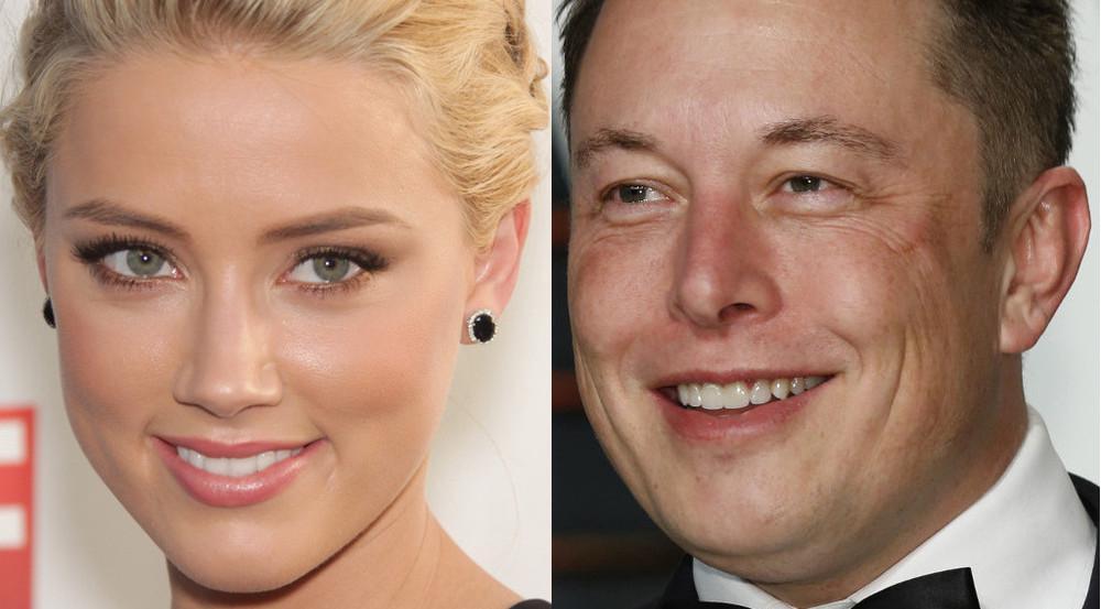 Amber Heard und Elon Musk: Sind sie nun ein Paar?