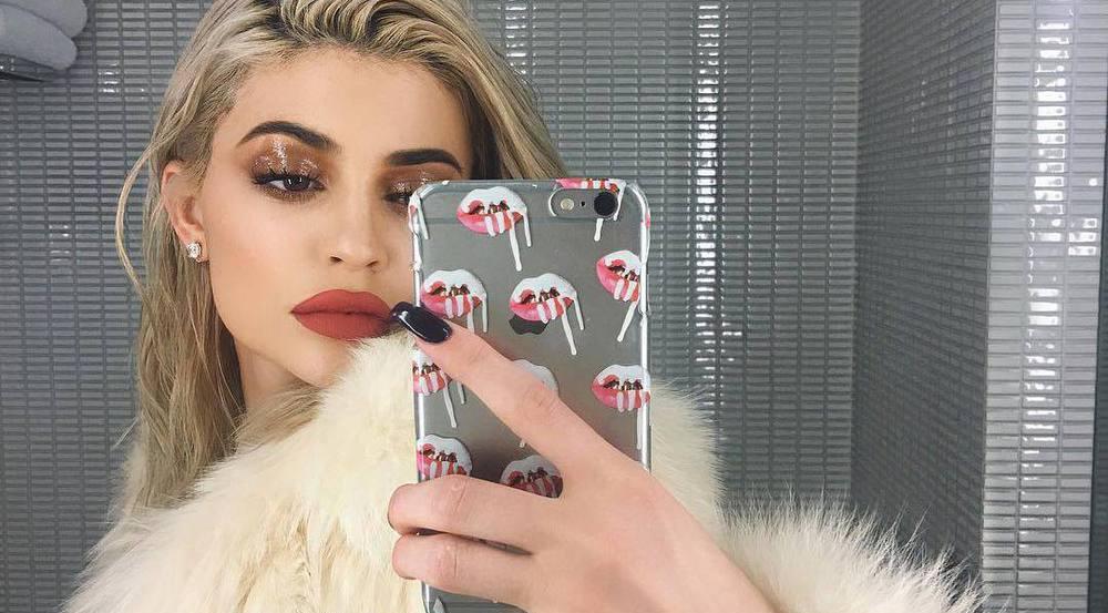 Zeigt sich gerne mal im Pelz: Kylie Jenner