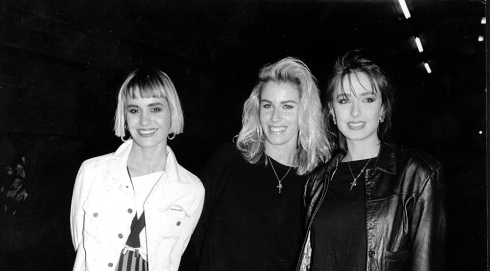 Die wilden 80er: Siobhán Fahey, Sarah Dallin und Keren Woodward (v.l.n.r.) waren - und sind nun wieder - Bananarama