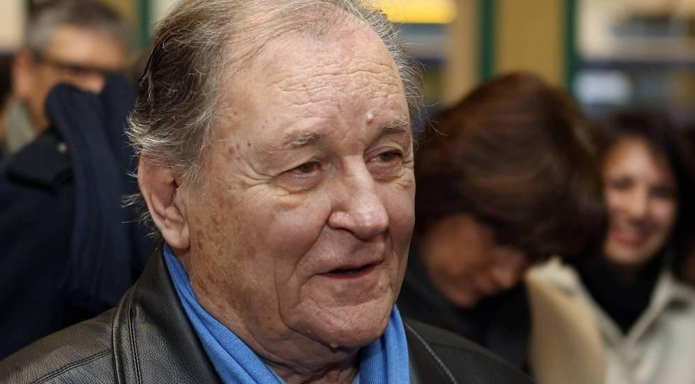 Albert Uderzo wird 90 Jahre alt
