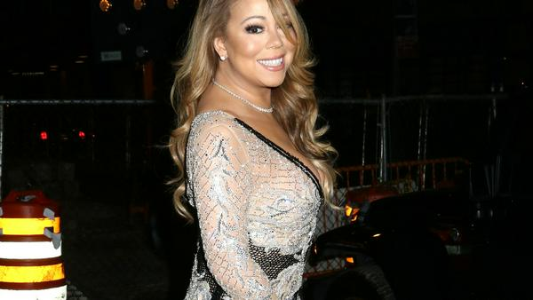 Mariah Carey unterwegs in New York City