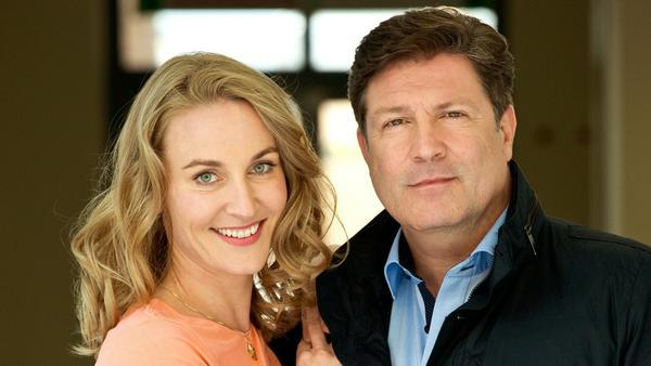 Neues TV-Traumpaar: Christina Athenstädt und Francis Fulton-Smith