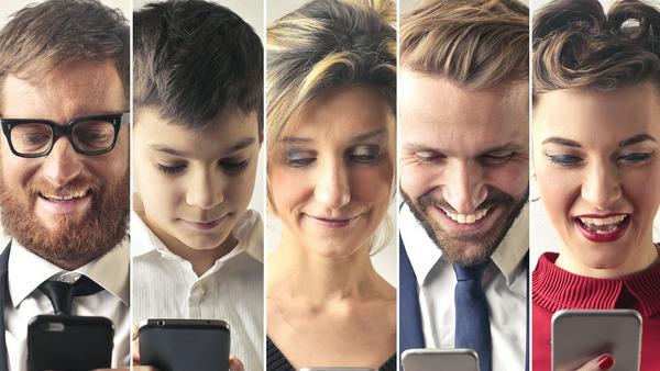 Darauf achten deutsch Smartphone-Nutzer