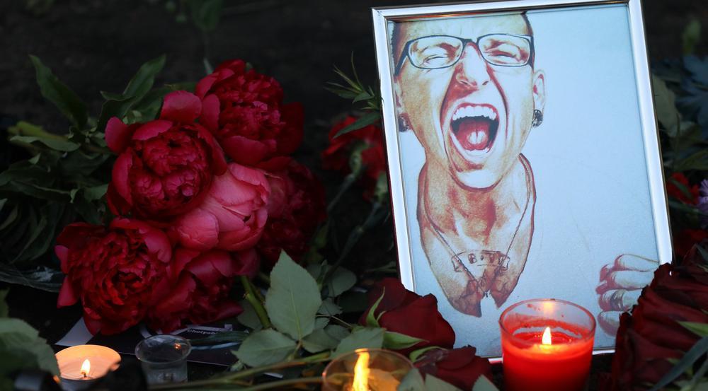 Ein Ebay-User wollte Profit aus der Trauer um Chester Bennington schlagen