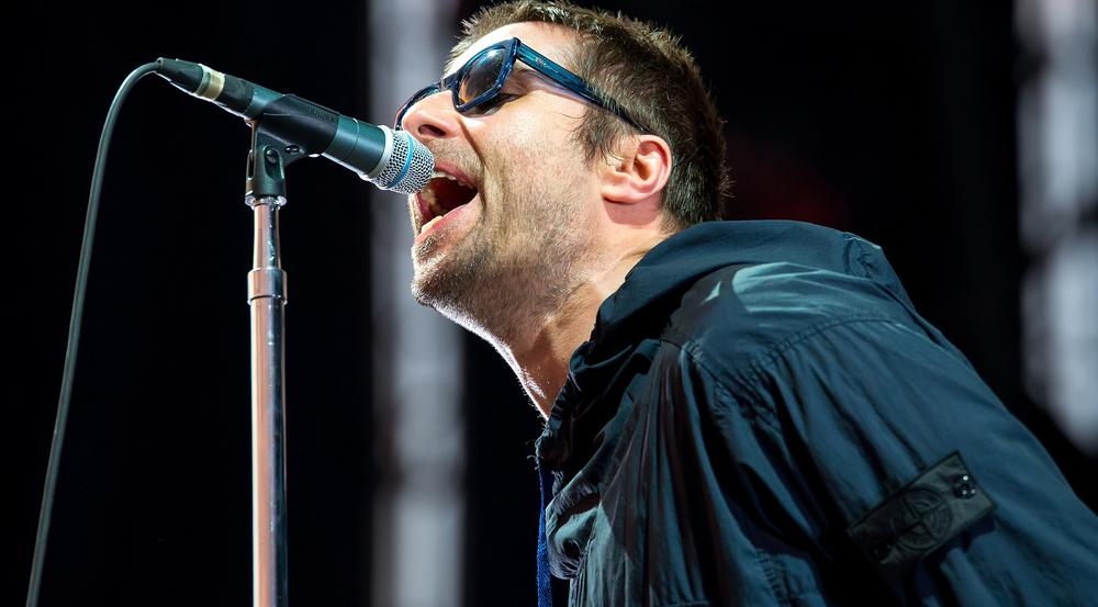 Liam Gallagher bricht beim Lollapaooza-Festival Auftritt ab