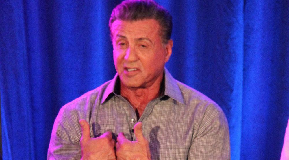 Sylvester Stallone hat eine neue Rolle an Land gezogen