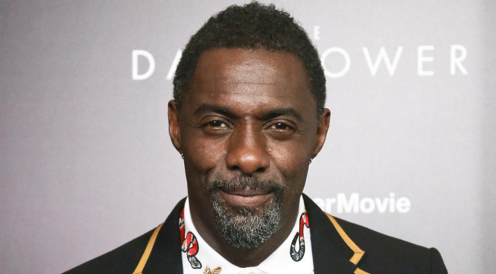 Idris Elba bei einer Veranstaltung in New York City.