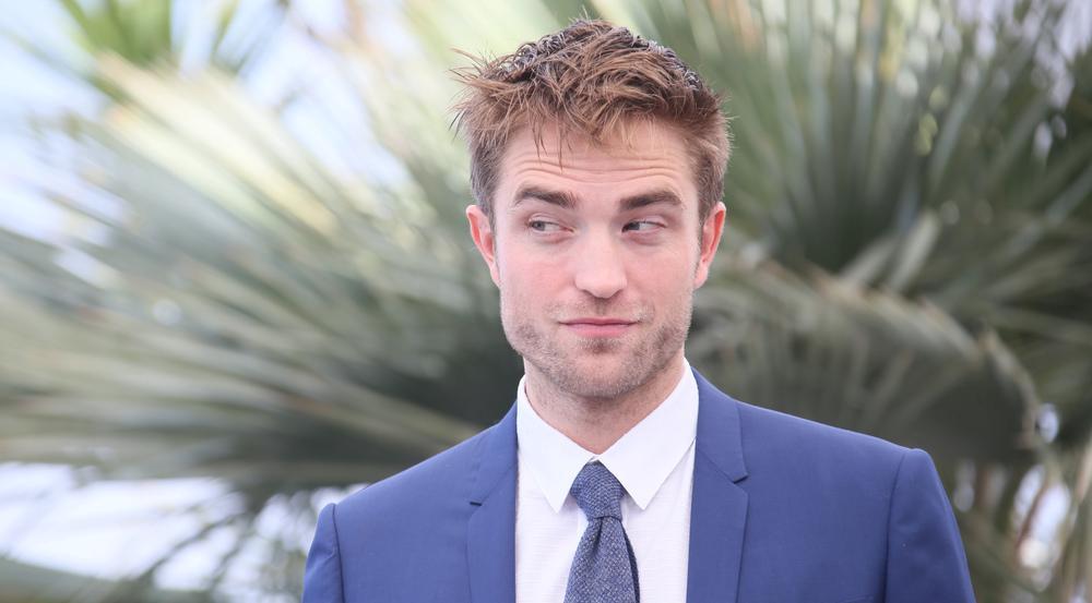 Robert Pattinson bei den diesjährigen Filmfestspielen in Cannes, wo er seinen neuen Film