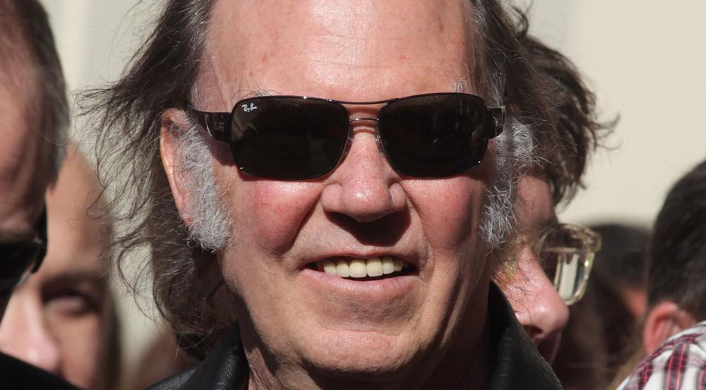 Will für sich und seine Fans ein eigenes Online-Archiv schaffen: Neil Young