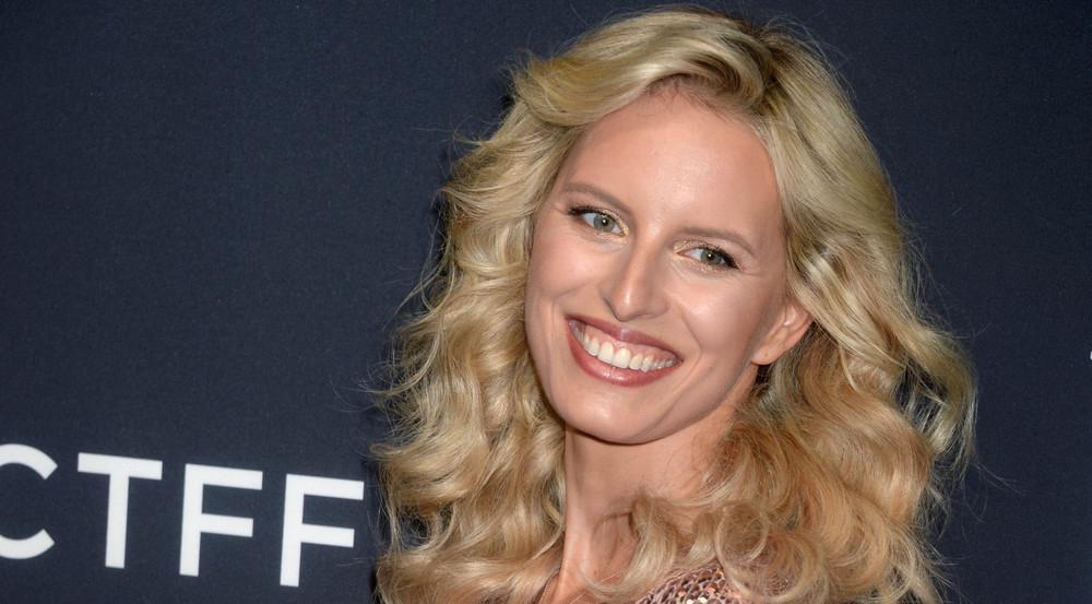 Karolina Kurkova ist mit 33 Jahren in Topform