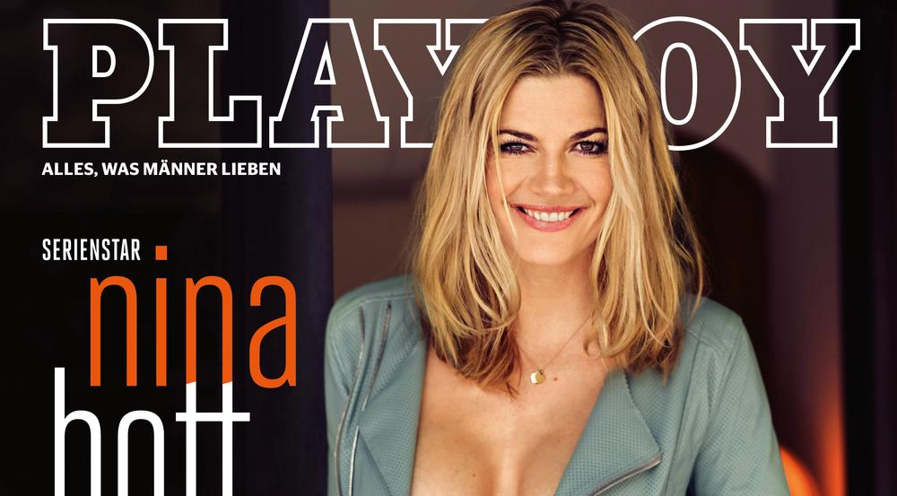 Gutes Körpergefühl: Schauspielerin und Moderatorin Nina Bott lässt sich auch mit 39 Jahren noch für den
