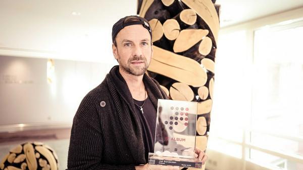 Joel Brandenstein: Erstes Album und gleich auf Platz eins