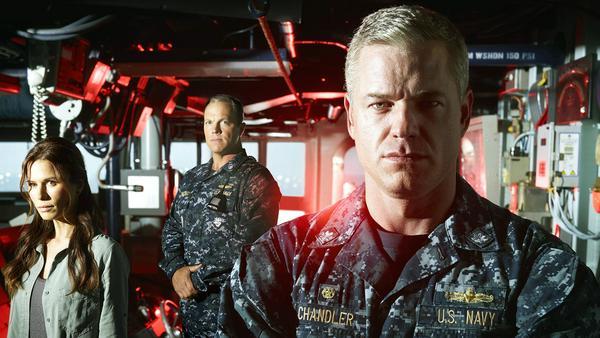 "Eric Dane in ""The Last Ship"""