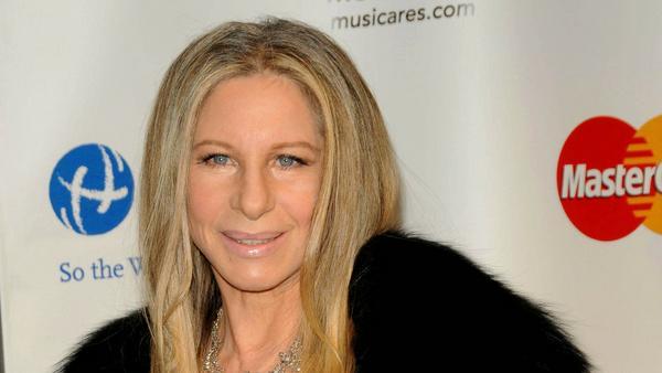 Auch im Alter noch gefragt: Barbra Streisand