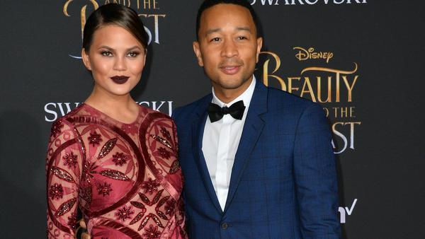 John Legend und Chrissy Teigen erwarten ihr zweites Kind