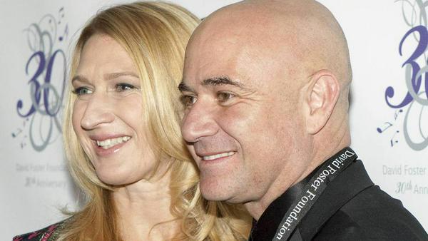 Andre Agassi und Steffi Graf haben zwei gemeinsame Kinder