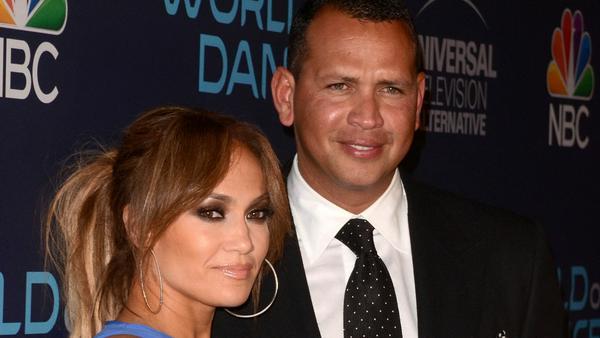 Jennifer Lopez und Alexander Rodriguez leben das Ideal einer Patchwork-Familie
