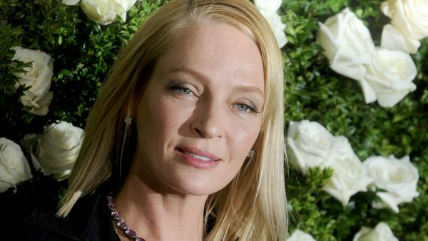 Uma Thurman: Hass-Posting gegen Harvey Weinstein