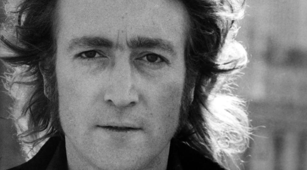 John Lennon in New York (Aufnahme etwa von 1974)