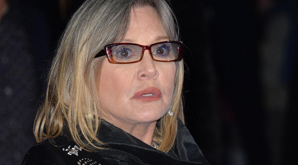 Carrie Fisher starb nach dem Dreh zu