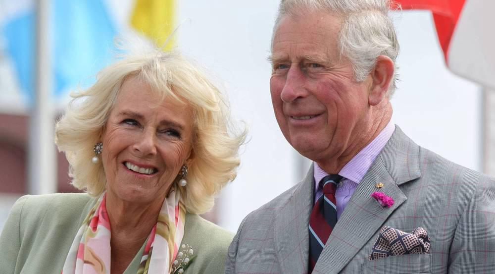 Camilla und Charles auf Besuch in Kanada