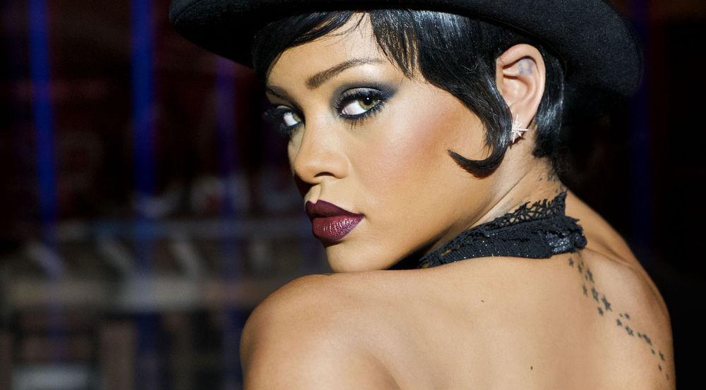 Rihanna in