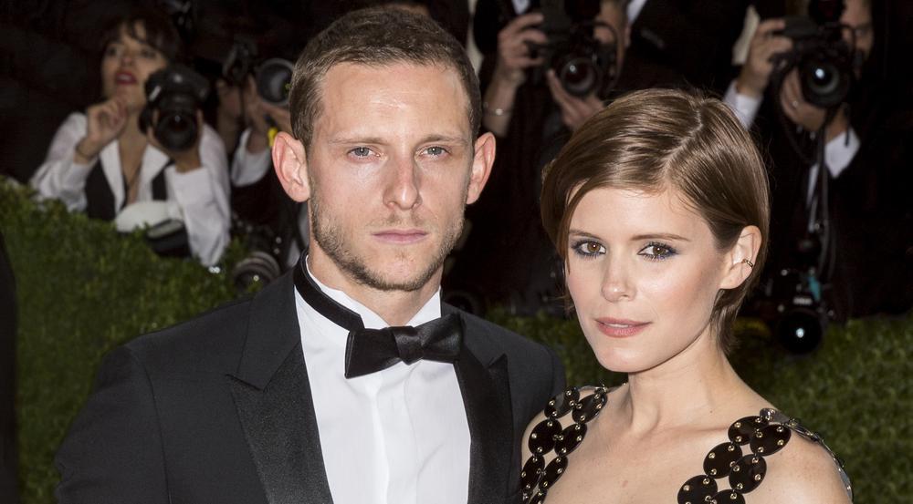 Jamie Bell und Kate Mara sind jetzt Mann und Frau