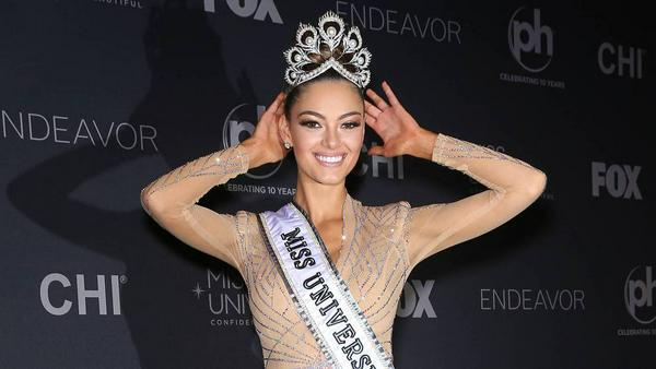 "Demi-Leigh Nel-Peters ist die neue ""Miss Universe"""