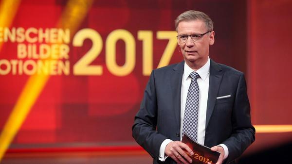 """Günther Jauch wird bei """"2017! Menschen, Bilder, Emotionen"""" unter anderem mit Boris Becker sprechen"""