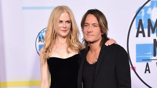 Keith Urban und Nicole Kidman sind schon seit 2006 verheiratet