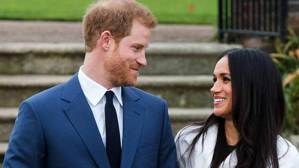 Schwer verliebt: Prinz Harry und Meghan Markle