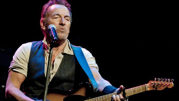 Kredenzt den Fans einen ordentlichen Nachschlag seiner Broadway-Show: Bruce Springsteen