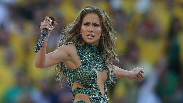 Weiß, wie man den Fans ordentlich einheizt: Jennifer Lopez