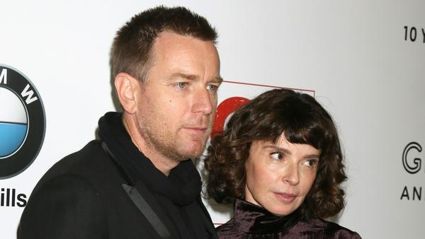 Gut 22 Jahre waren Ewan McGregor und Eve Mavrakis miteinander verheiratet, ehe das gemeinsame Glück endete