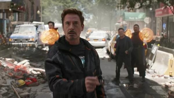 Wenn selbst Robert Downey Jr. alias Iron Man das Lachen vergeht, muss es wirklich ernst sein