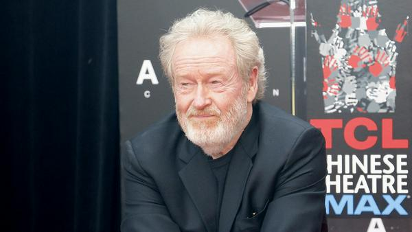 Filmemacher und Produzent Ridley Scott hat noch lange nicht genug