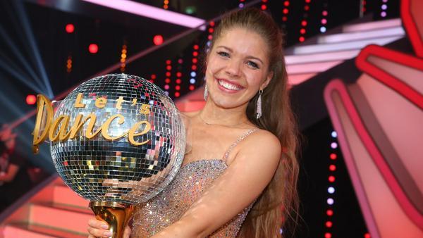 """Von der """"Let's Dance""""-Kandidatin zur Co-Moderatorin: Victoria Swarovski"""