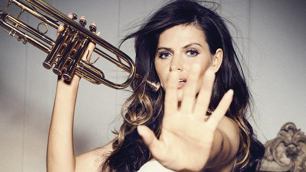 Natürlich darf auch eine Trompete nicht fehlen, Jazz-Star Till Brönner hat da einige zur Auswahl