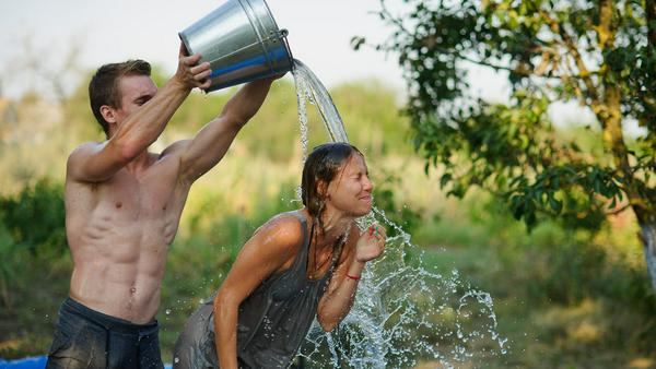 """Im Sommer 2014 führte kein Weg an der """"ALS Ice Bucket Challenge"""" vorbei"""