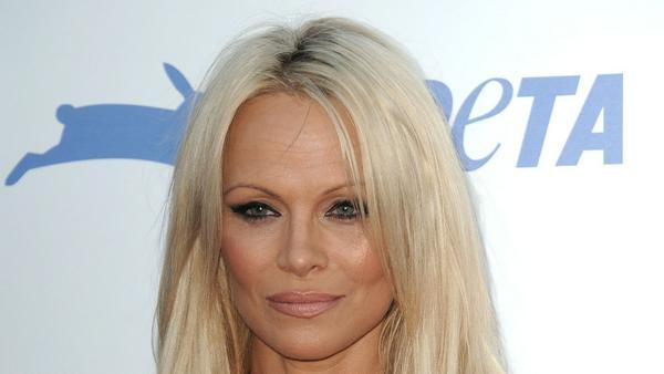 Beharrt auf ihrem Standpunkt: Pamela Anderson