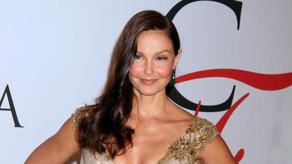 Ashley Judd bei den CFDA Fashion Awards in New York