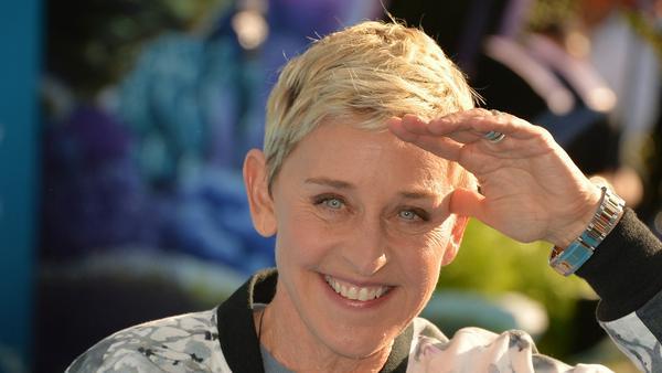 Eine der beliebtesten Moderatorinnen der USA: Ellen DeGeneres