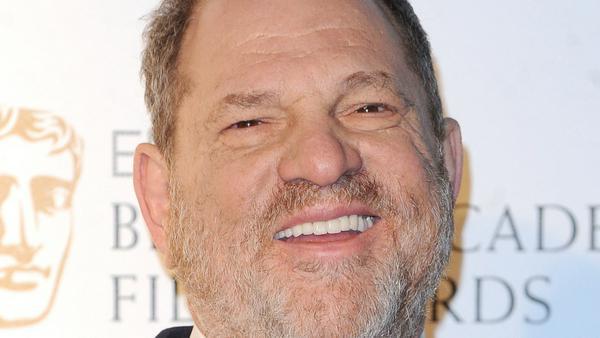 Harvey Weinstein bei den BAFTA Awards 2015 in London