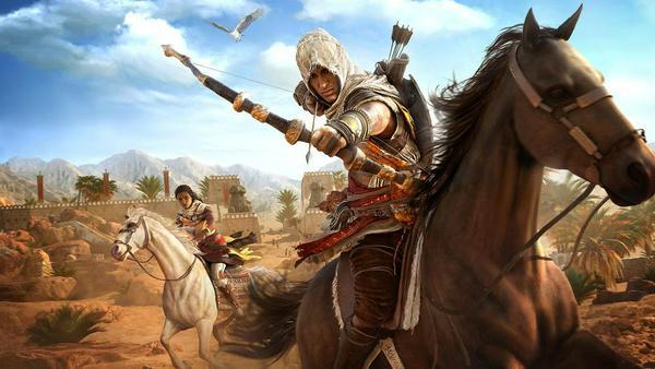 """Assassin's Creed Origins"" führt Spieler ins alte Ägypten"