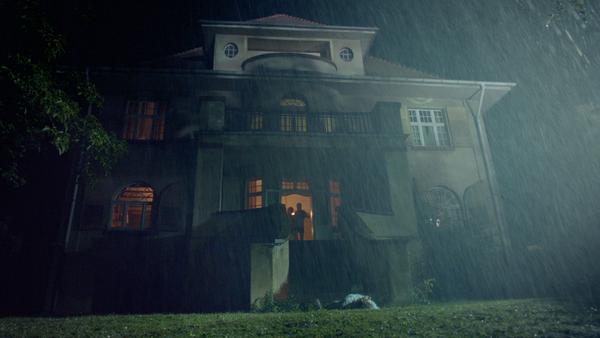 Im Haus von Fanny und Brix spukt es neuerdings