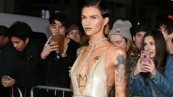 Ruby Rose bei einer Filmpremiere in Los Angeles
