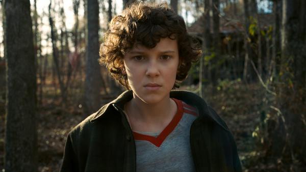 """Millie Bobby Brown als Eleven in der neuen """"Stranger Things""""-Staffel"""